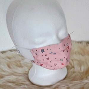 Children's mouth nose mask Kids-Princess
