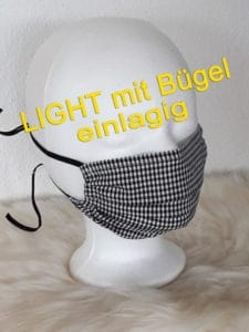 "Maske ""Light mit Bügel"""