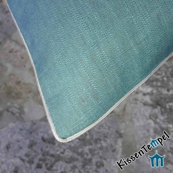 Kissen Linen bleu Paspol