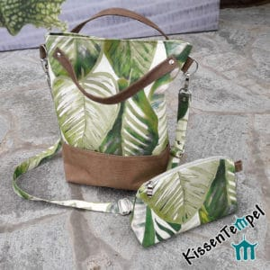 Bags, shoppers, cosmetic bags