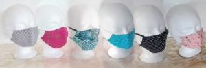 Gesichtsmasken, Mund-Nasenmasken