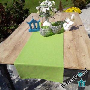 Leinen-Tischläufer / Tischdecke >Lotte< verschiedene Farben und Größen, zeitlos, schlichte Eleganz, 100% Leinen